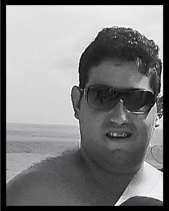 PERIGO MULTIPLICADO 1. O libanês  Firas Allameddin, investigado por lavagem de dinheiro  (Foto: Reprodução)