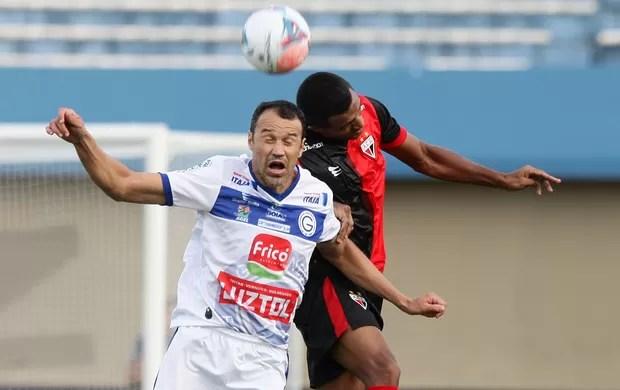 Atlético-GO x Goianésia - Campeonato Goiano (Foto: Zuhair Mohamad / O Popular)
