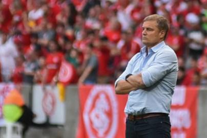 São Paulo não pensa em demitir Diego Aguirre — Foto: RODRIGO ZIEBELL/FRAMEPHOTO/ESTADÃO CONTEÚDO