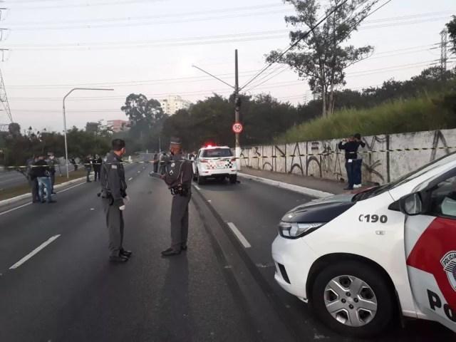 Três policiais militares morrem em abordagem a falso policial civil em SP — Foto: Divulgação