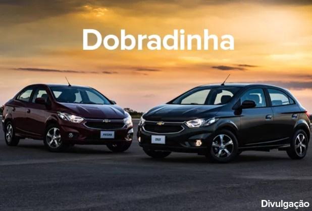 Chevrolet Onix e Prisma (Foto: Divulgação)