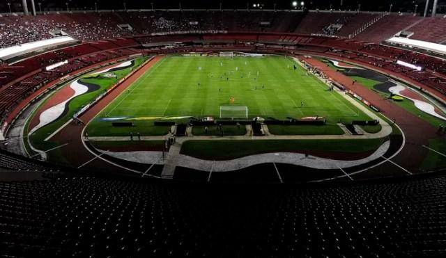 Estádio do Morumbi (Foto: Marcos Ribolli)