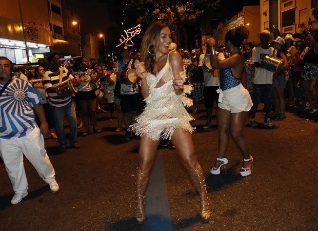 Sabrina Sato (Foto: Marcos Ferreira/Brazil News)