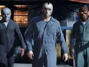 Trio de 'GTA V' (Foto: Divulgação/Rockstar)