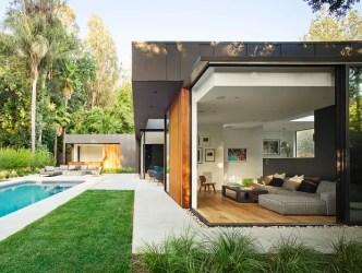 Casa térrea aconchegante e moderna é abraçada pela natureza Casa Vogue Casas