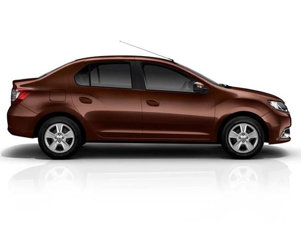 Novo Renault Logan (Foto: Divulgação)
