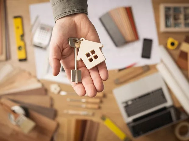 Imóveis chave (Foto: Shutterstock)