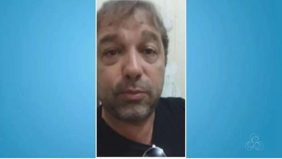 Delegado Peviane foi condenado por ofensa a pessoas com Síndrome de Down — Foto: Reprodução/Rede Amazônica Acre