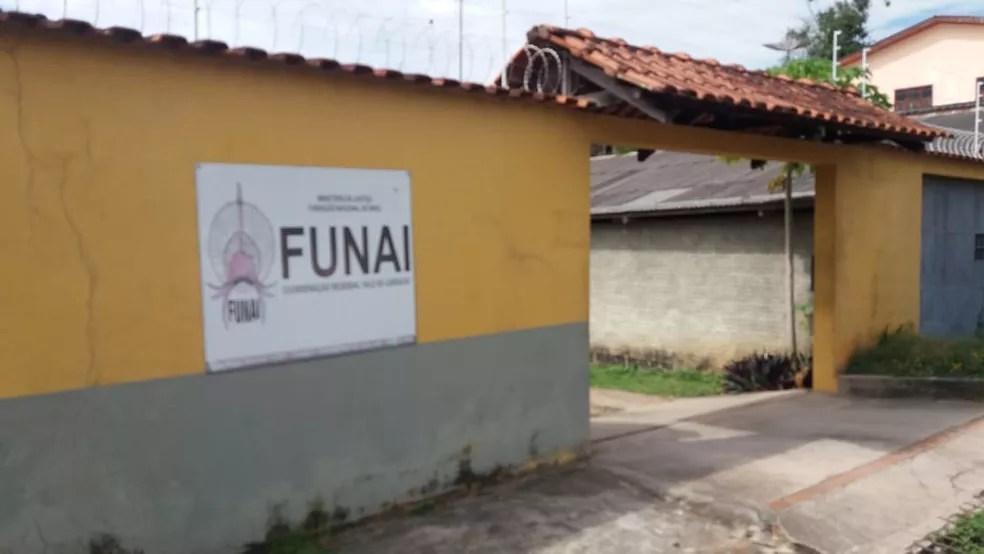 Indígena tenta matar próprio primo em aldeia no interior do Acre; Funai investiga o caso — Foto: Mazinho Rogério/G1