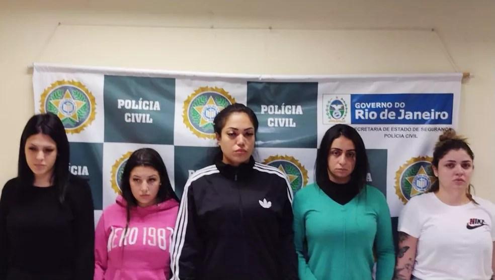 Blogueira e outras suspeitas de estelionato têm prisão em flagrante  convertida para preventiva no Rio   Rio de Janeiro   G1