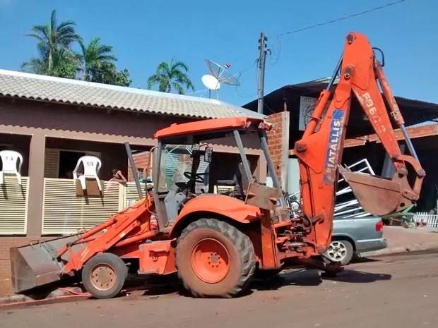 Veículo tinha passado por vistorias, segundo prefeito (Foto: Sérgio Maciel/Arquivo pessoal)