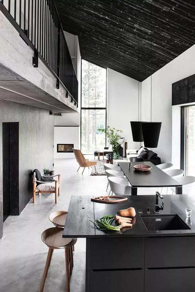 top 10 salas de jantar minimalistas (Foto: divulgação)