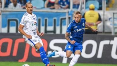 Cebolinha foi o destaque da vitória do Grêmio