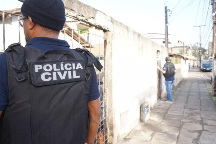 Concurso para a Polícia da Bahia está na 4ª etapa — Foto: Divulgação/Polícia Civil