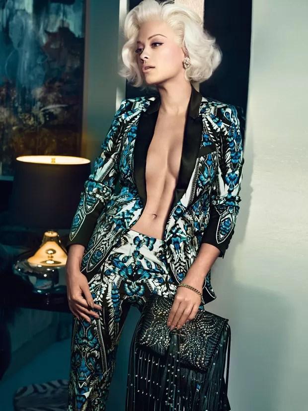 Rita Ora for Roberto Cavalli   (Foto:   )