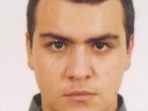 Pablo Lucas empresário de Uberaba pichação Drummond (Foto: Polícia Civil/ Uberaba)