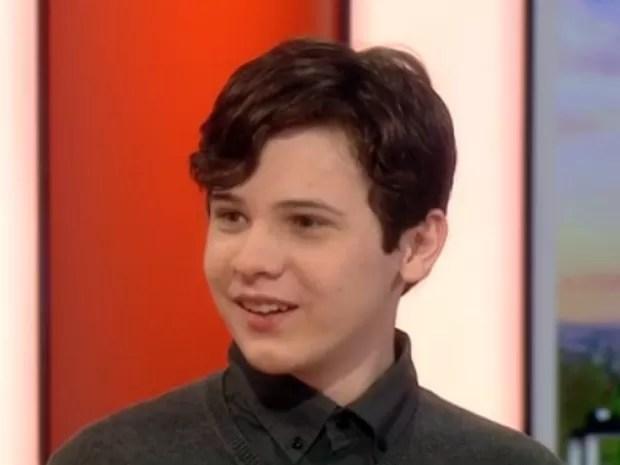 Jacob falava pouco, mas estava constantemente pensando em padrões matemáticos (Foto: BBC)