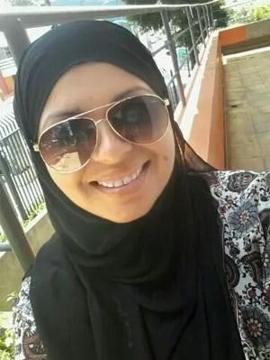 Charlyane Silva de Souza, de 29 anos, foi interrompida duas vezes durante o Exame da OAB (Foto: Charlyane Silva de Souza/Arquivo Pessoal)