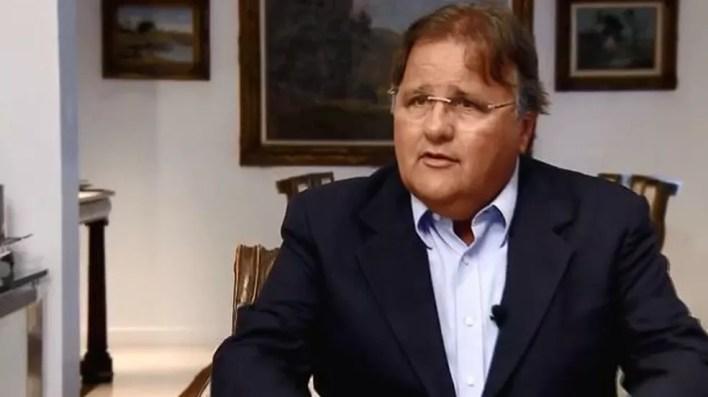Geddel Vieira Lima (MDB-BA), ex-ministro da Secretaria de Governo — Foto: Rede Globo