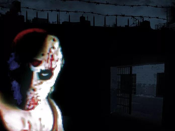 A violência insana de Manhunt causou o seu banimento (Foto: Divulgação/Rockstar)