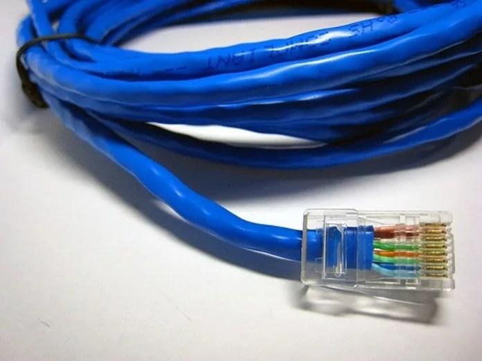 Novo padrão funciona em cabos Cat 5e e Cat 6 (Foto: Divulgação)