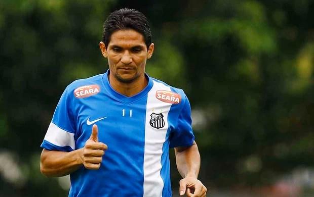 Durval, zagueiro do Santos (Foto: Divulgação/Santos FC)