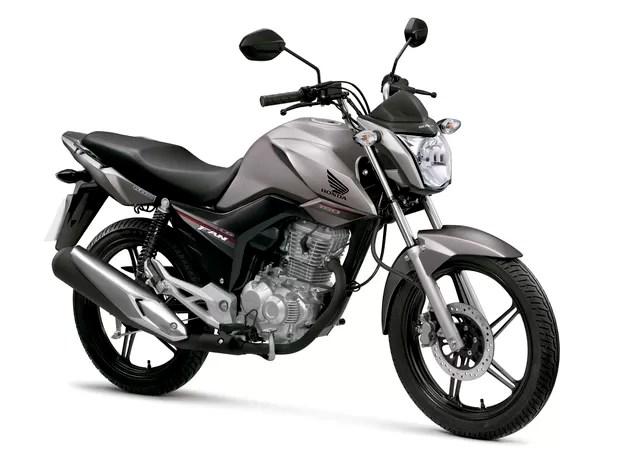 honda_cg_160_fan_2016_3_4frente - Honda CG 160 substitui a CG 150, a moto mais vendida do Brasil