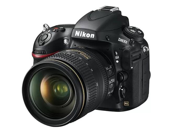 D800e é voltada para especialistas (Foto: Divulgação/Nikon)