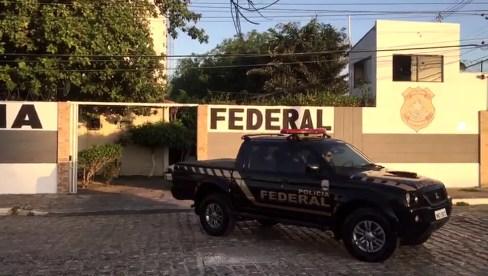 Operação cumpre mandado em Natal, Mossoró, outras cidades do RN e até outros estados.  (Foto: PF/Divulgação)