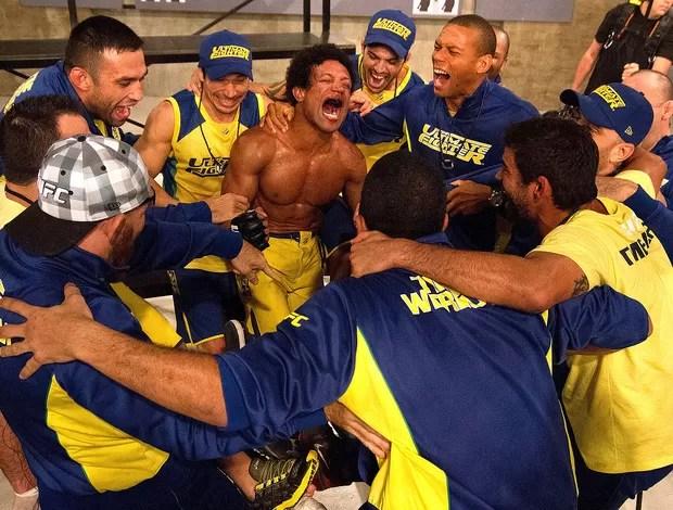 TUF time de Fabrício Werdum (Foto: UFC / Divulgação)