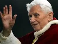 FOTOS: Pontífice renuncia após 8 anos (AFP PHOTO / FILES / ALBERTO PIZZOLI )