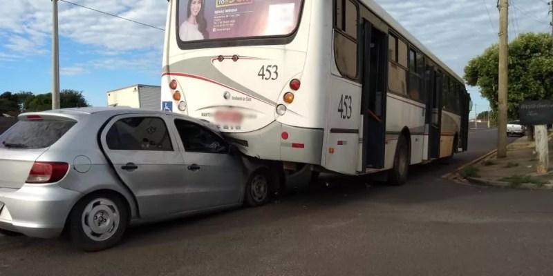Causas do acidente ainda serão investigadas pela Polícia Civil  — Foto: QAP Birigui