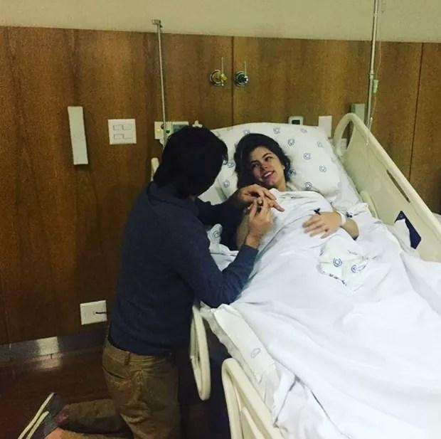 Bruna Hamú e Diego Moregola (Foto: Reprodução/Instagram)