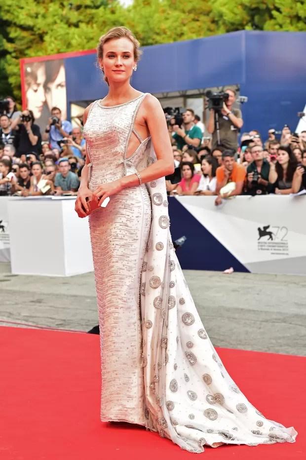 Diane Kruger (Foto: Agência AFP)