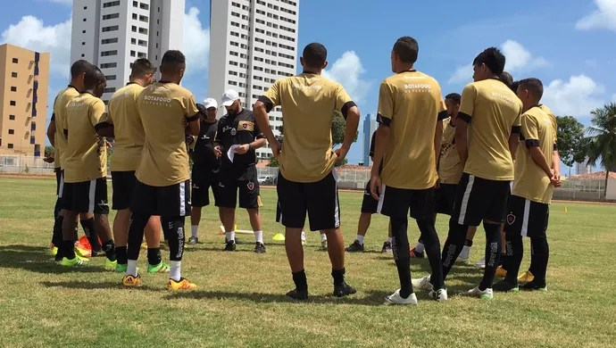 Botafogo-PB (Foto: Divulgação / Botafogo-PB)