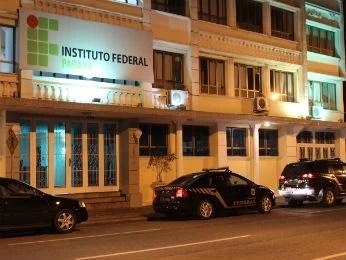Operação é realizada desde a madrugada desta quinta-feira (8) (Foto: Divulgação / PF )
