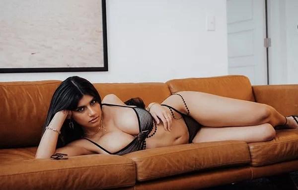 Mia Khalifa choca seguidores ao revelar que ganhou apenas R$ 47 mil reais  na sua carreira de atriz pornô - Monet | Notícias