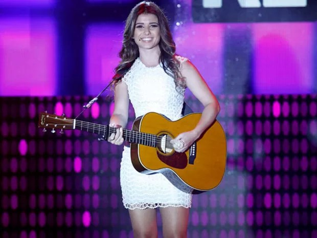 Paula Fernandes (Foto: Cheias de Charme / TV Globo)
