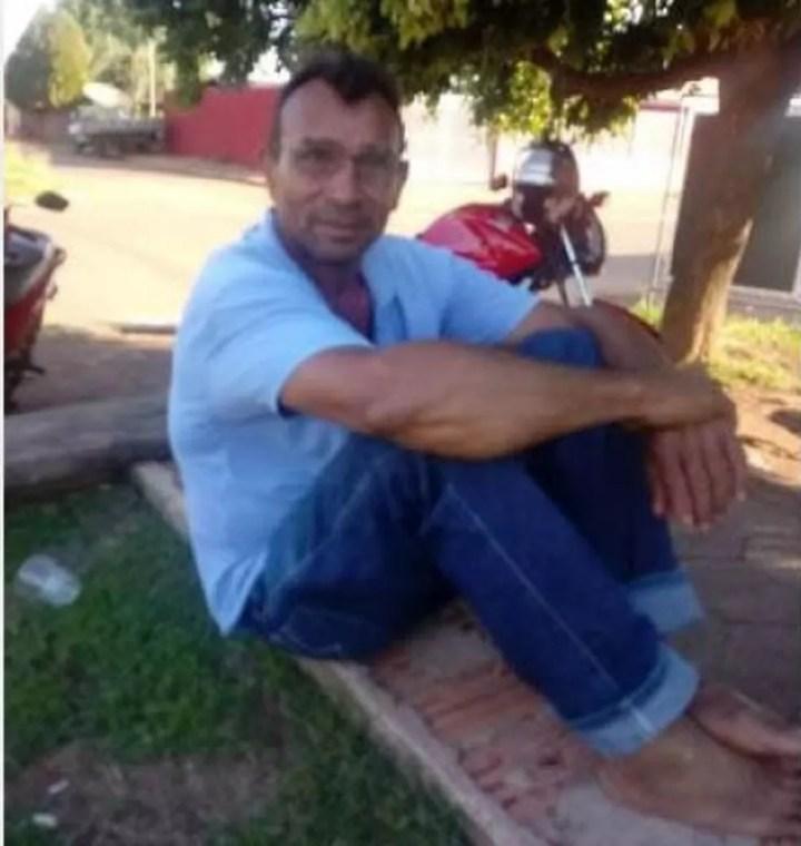 Adijalmo Alves da Silva, de 58 anos, foi assassinado em Marcelândia — Foto: Arquivo pessoal