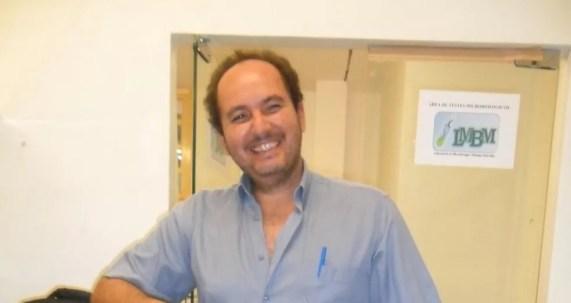 Henrique Douglas Melo, do Departamento de Química Biológica da Universidade Regional do Cariri — Foto: Arquivo pessoal