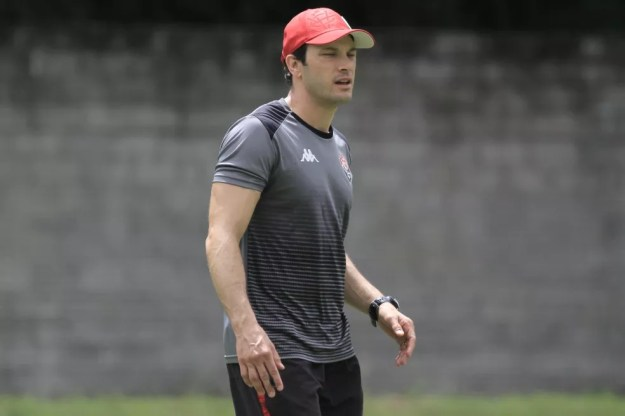 Bruno Pivetti trabalhou no Vitória em 2019 — Foto: Letícia Martins / Divulgação / EC Vitória
