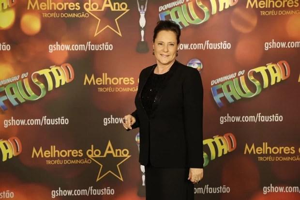 Elizabeth Savalla no Prêmio Melhores do Ano (Foto: Felipe Assumpção e Leo Marinho / AgNews)