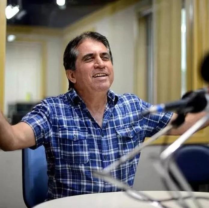 O apresentador de rádio Eli Correa (DEM) está entre os vereadores mais bem votados de SP em 2020. — Foto: Acervo Pessoal