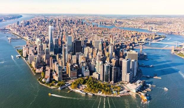 Prefeito de NY propõe plano bilionário para evitar que cidade fique submersa (Foto: Getty Images)