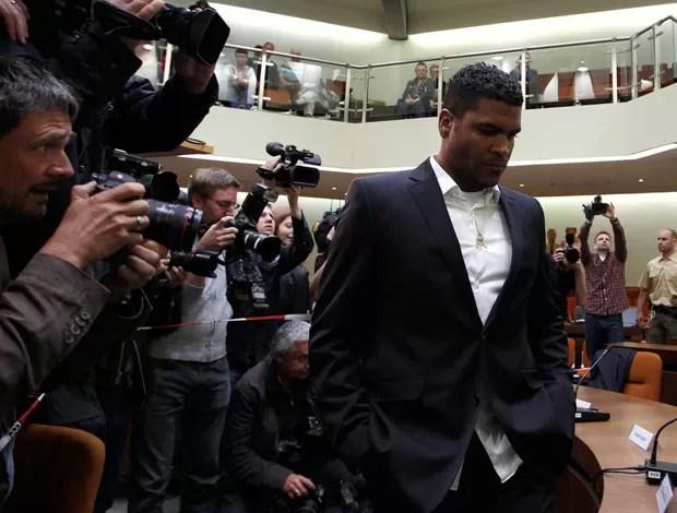 Breno bayern de munique tribunal julgamento (Foto: Agência Reuters)