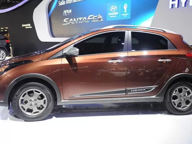 Hyundai HB20 (Foto: Raul Zito/G1)