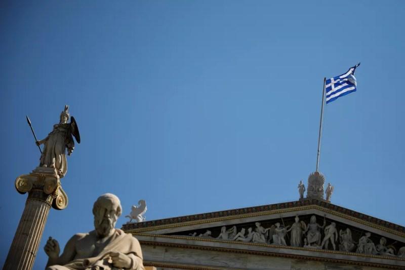 Grécia entra nesta segunda-feira (20) em nova era de autonomia com o fim do último pacote de ajuda financeira (Foto: Alkis Konstantinidis/Reuters)