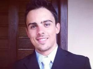 Mateus Oliveira nasceu em Pará de Minas, cerca de 80 km de distância de Belo Horizonte (Foto: Arquivo pessoal/Mateus Oliveira)