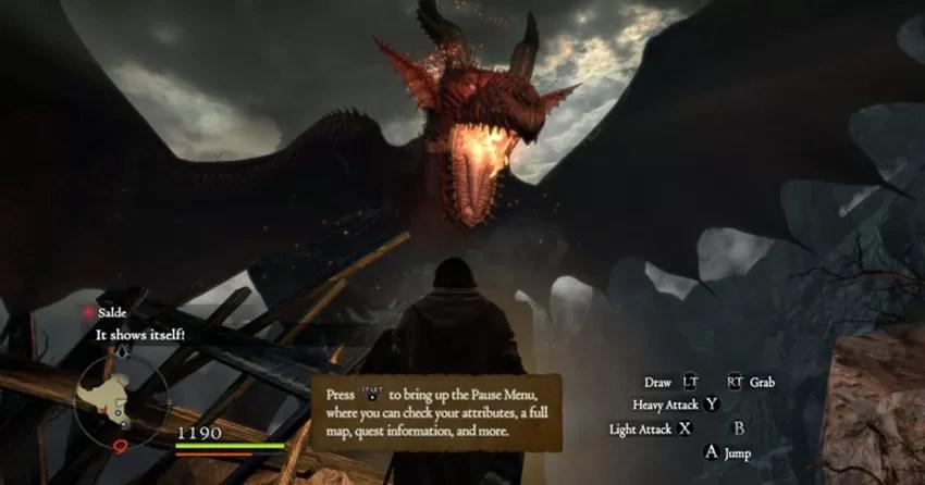 Como Jogar Dragons Dogma Dark Arisen RPG Para PC PS3 E