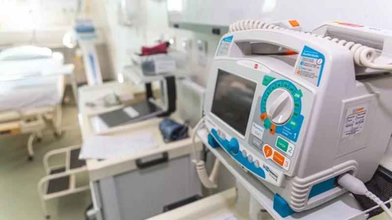 Baixa nos estoques de medicamentos do chamado kit intubação levou hospitais de Campo Grande a emitirem alertas — Foto: Divulgação/SES